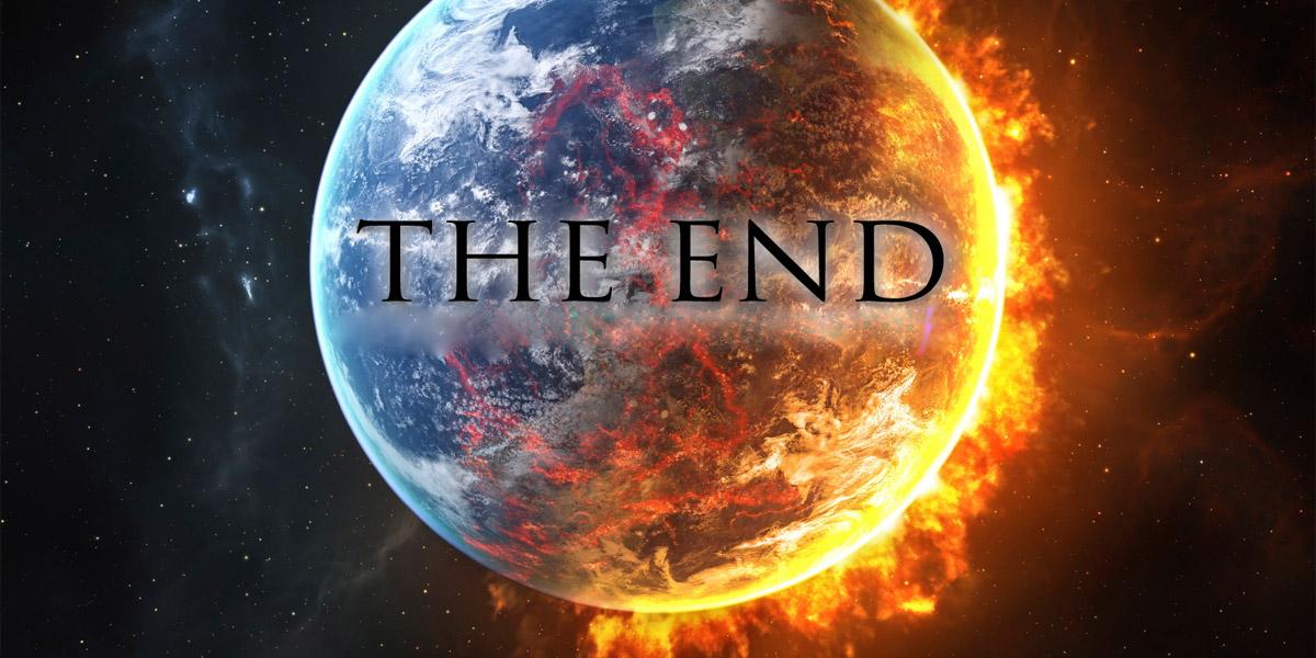 Scenariusze końcaZiemi