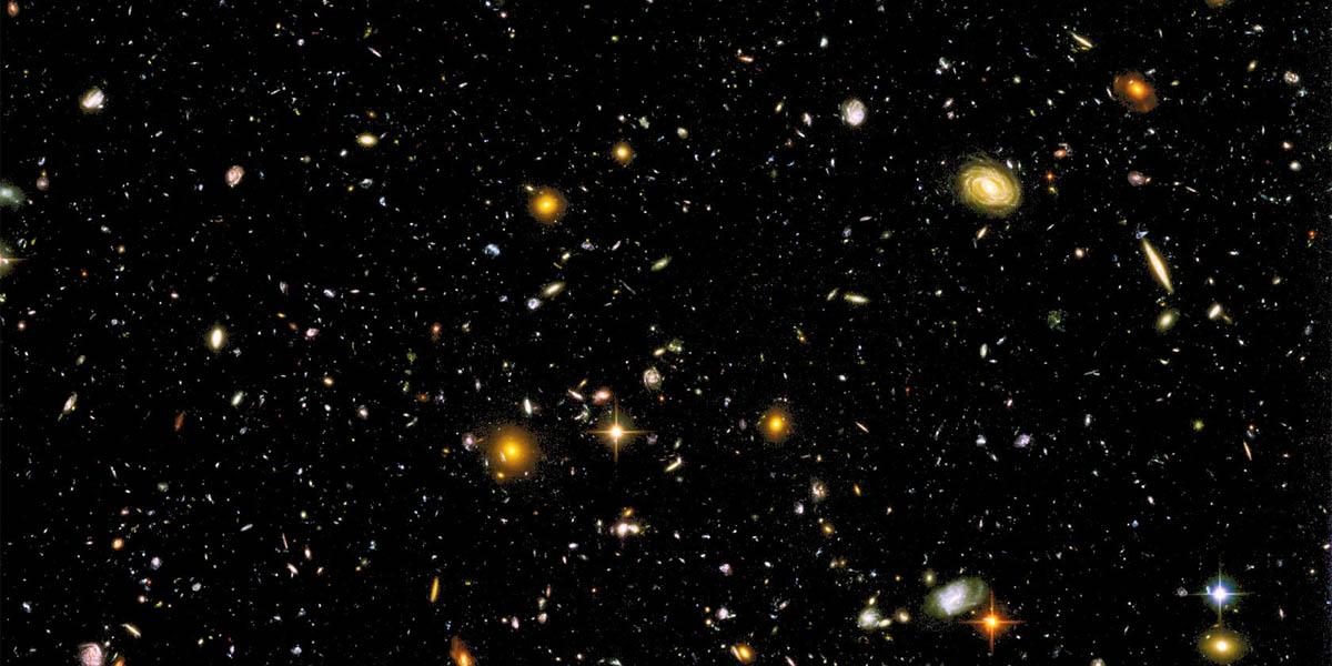 Teleskopowe spojrzenie w przeszłość