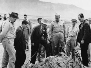 Kierownikiem Projektu Manhattan był Robert Oppenheimer