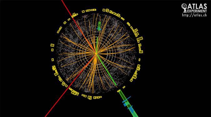 ATLAS, detektor Wielkiego Zderzacza Hadronów