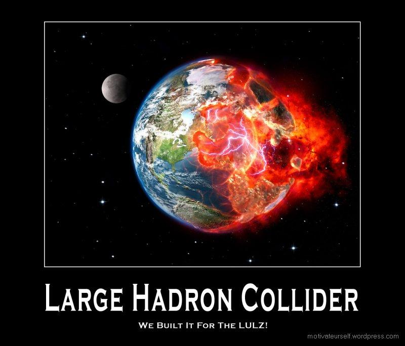 Czy czarna dziura na Ziemi to zły pomysł?