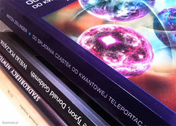 'Od splątania cząstek do kwantowej teleportacji' – recenzja