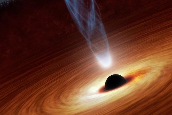 Dysk akrecyjny czarnej dziury