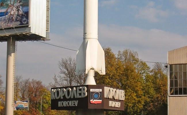 Miasto nazwane nacześć Korolowa