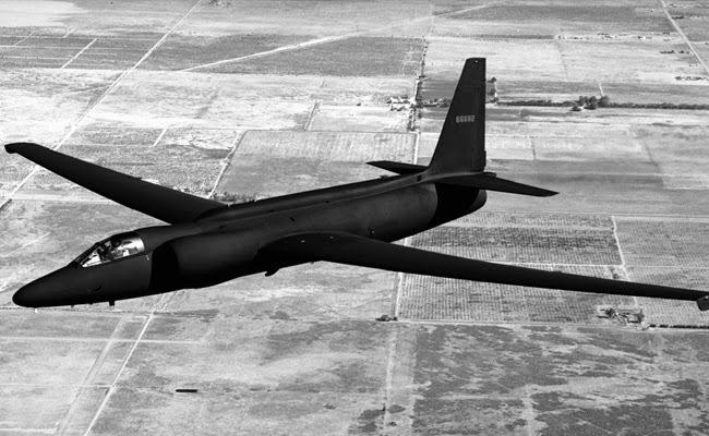 Samolot szpiegowski U2