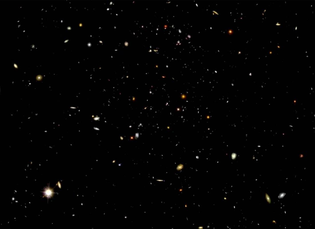 Co znajdziemy na krańcu wszechświata?