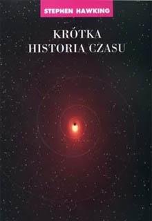 Książka Krótka historia czasu Stephena Hawkinga