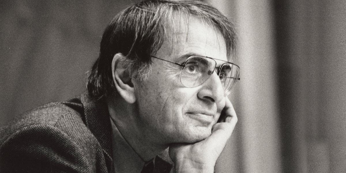 7 powodów, dla których świat pokochał Carla Sagana