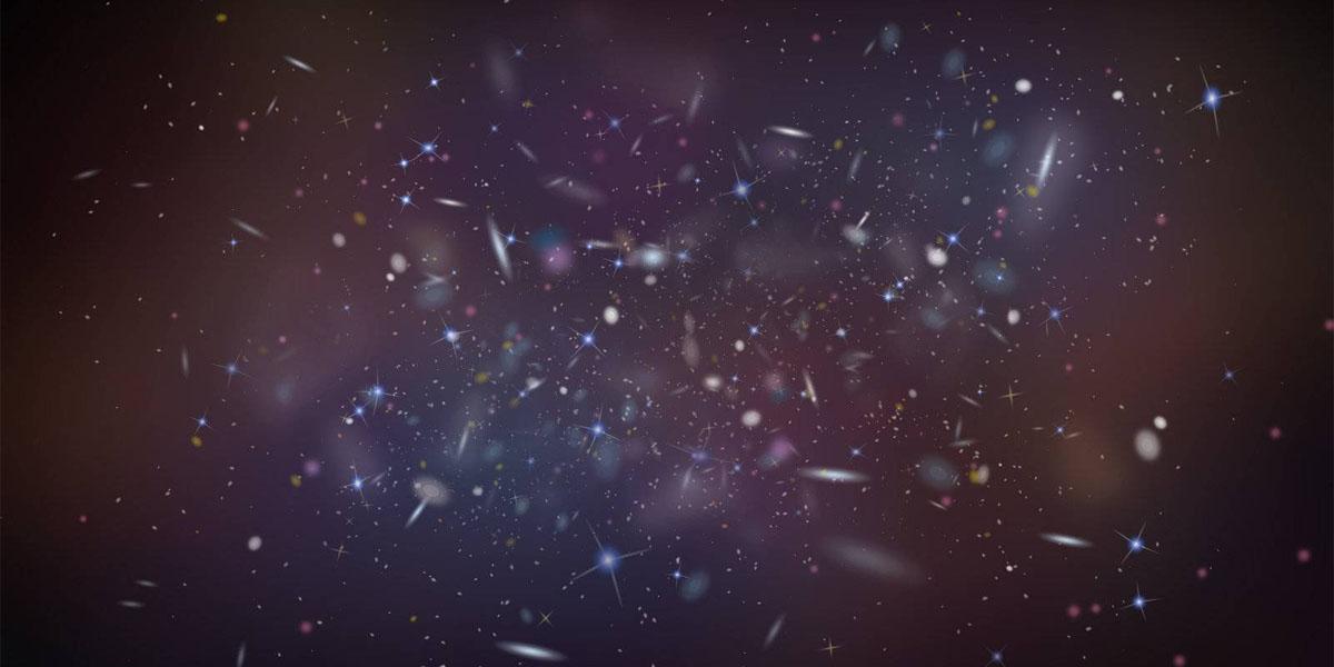 Niewidzialne rusztowanie wszechświata: Ciemna materia