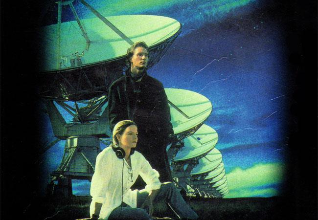 Kontakt to książka autorstwa Carla Sagana