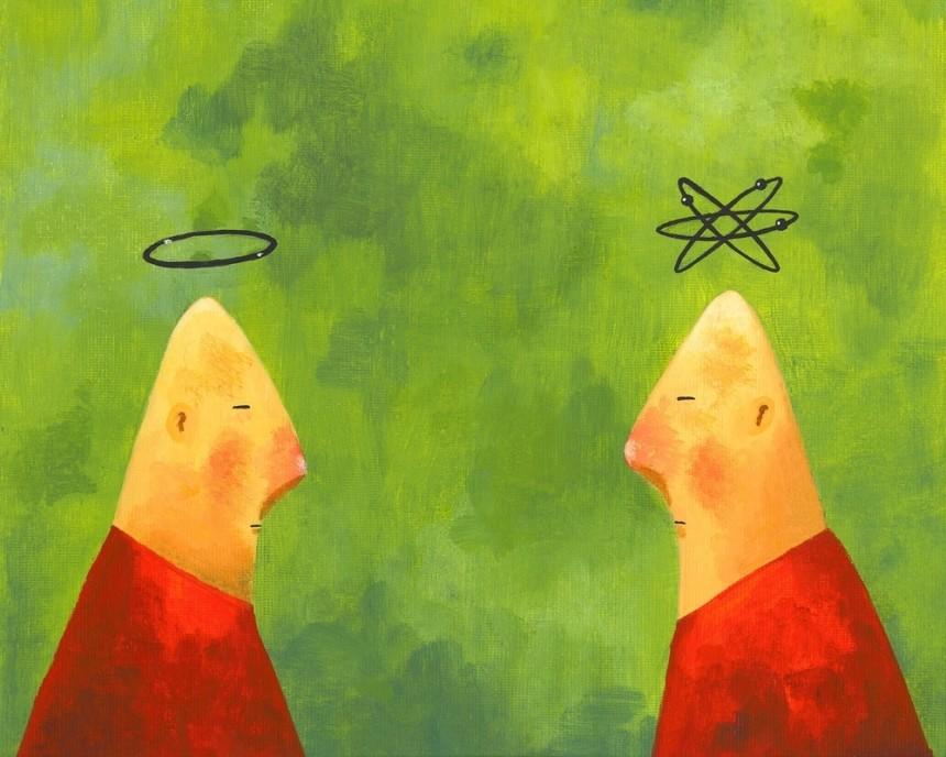 Wiara, nauka ihipokryzja