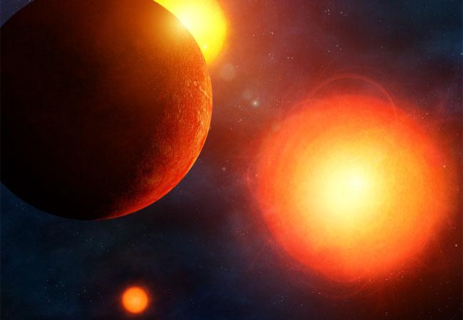 System gwiezdny Alfa Centauri