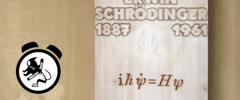 KB #1: Schrödinger kontra antysemityzm