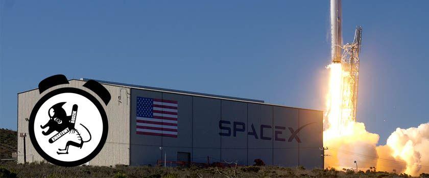 KB #2: SpaceX w rytmie funky