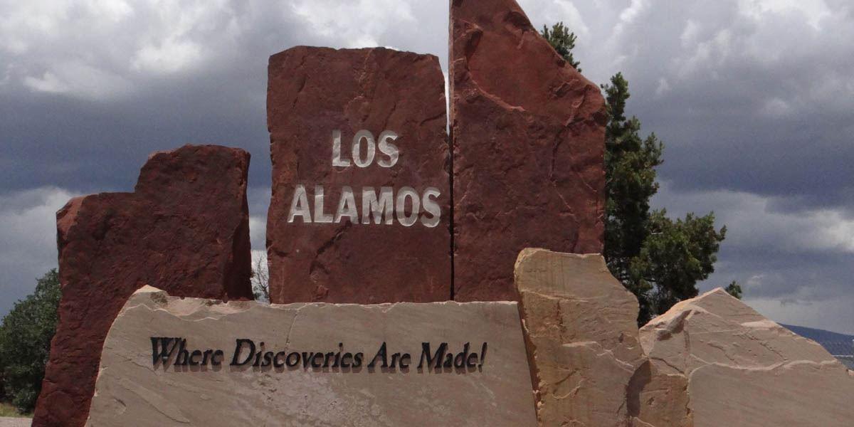 Największy śmieszek w Los Alamos