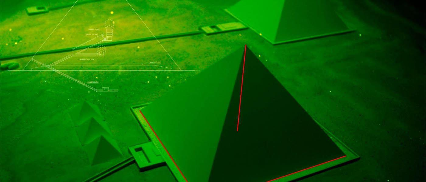 Piramidalne bzdury czy fakty? – 'Tajemnice piramid'