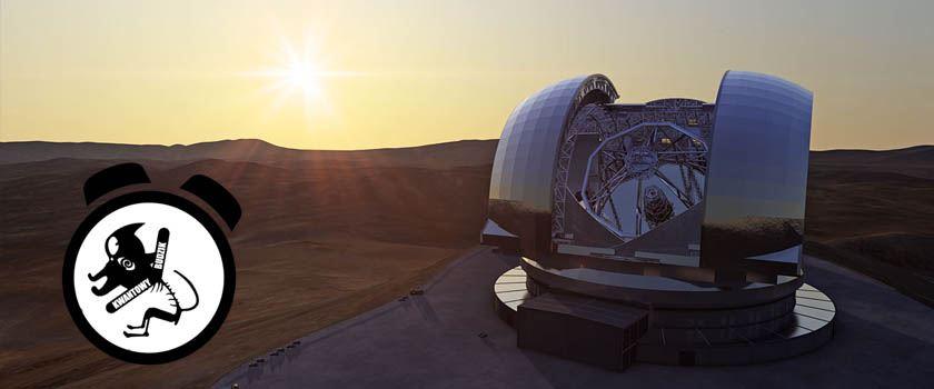 KB #18: Jak wielki będzie Ekstremalnie Wielki Teleskop?