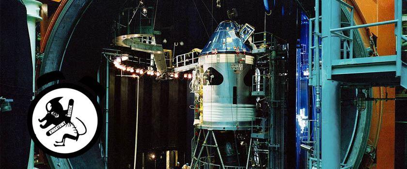 KB #20: Jak zasymulować kosmos na Ziemi?