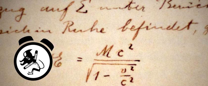 KB #13: Podpisz się jak Einstein