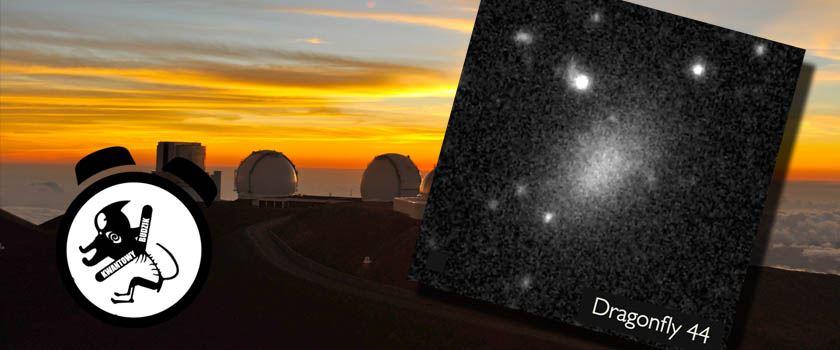 KB #17: Puchate galaktyki
