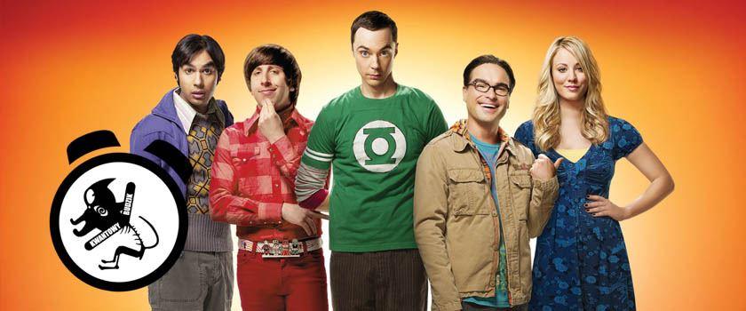 KB #30: Sheldon i Leonard wspomogą naukę