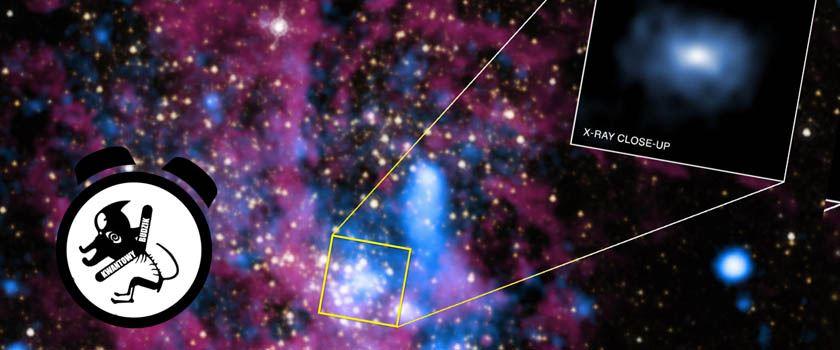 KB #36: Łowcy czarnych dziur z EHT