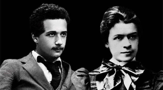 Albert Einstein iMileva Marić