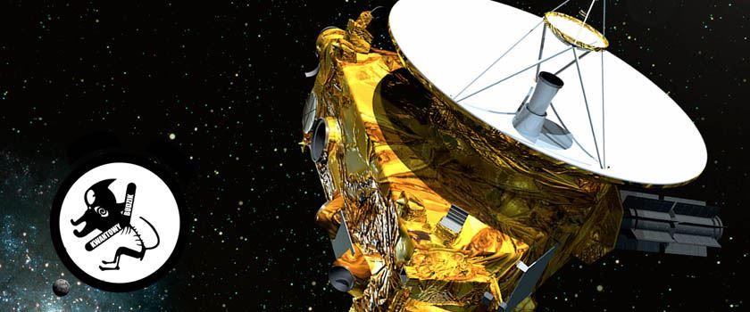 KB #42: New Horizons – zaczynamy odliczanie