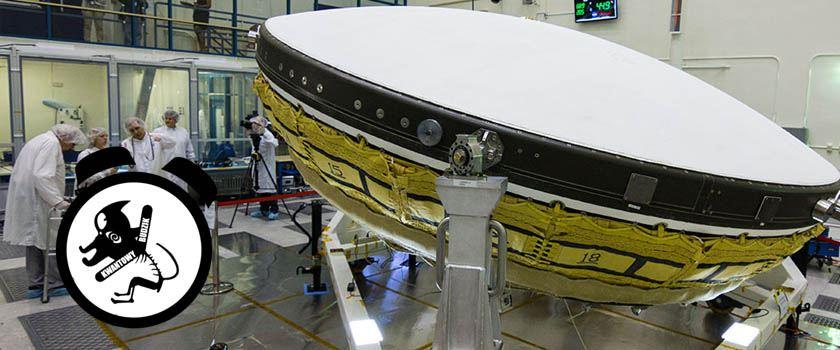 """KB #32: NASA znów testuje """"latający spodek"""""""