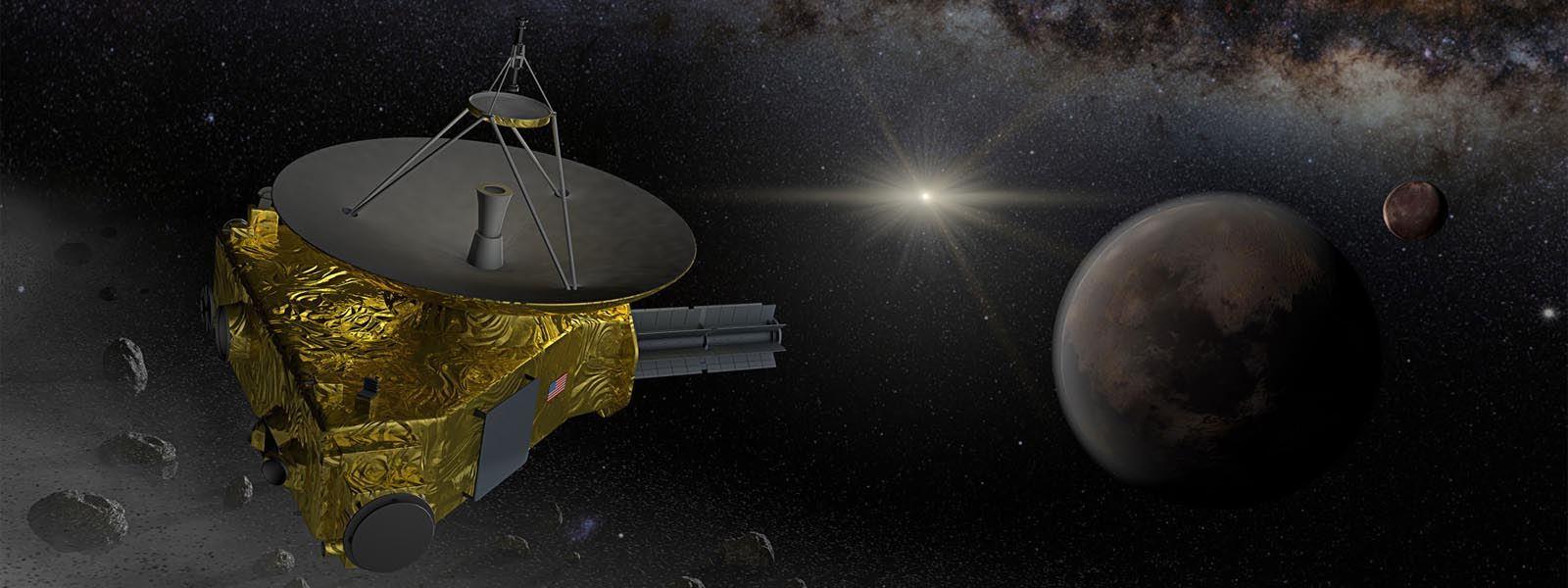 5 rzeczy, które powinieneś wiedzieć o misji New Horizons
