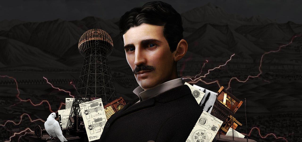 Tesla – mniej znane pomysły outsidera nauki