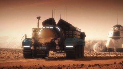 Mars w7 krokach