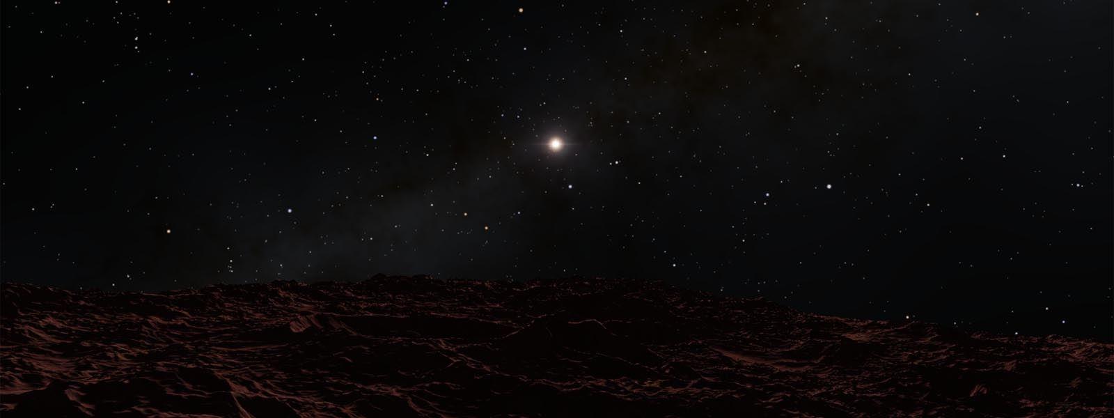 Sedna vs V774104 – Pojedynek nakrańcu Układu