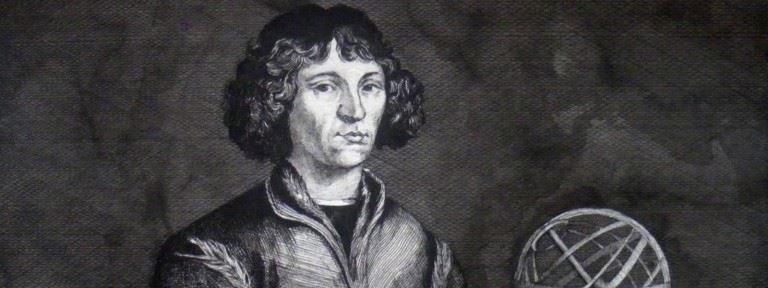 Kopernik nie była kobietą! Ani księdzem!