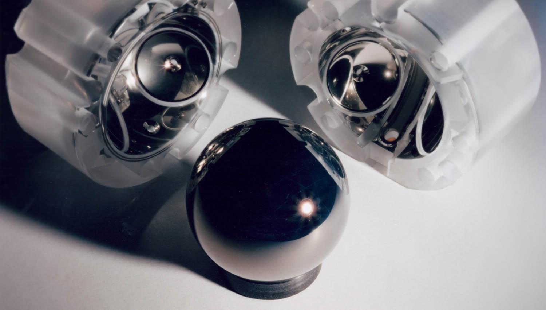 Żyroskop misji Gravity Probe B