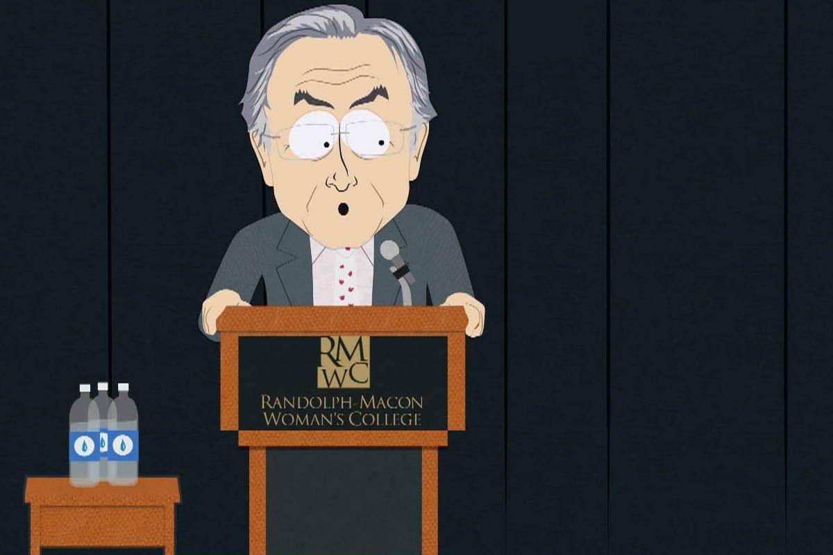 7 pouczających odcinków South Parka