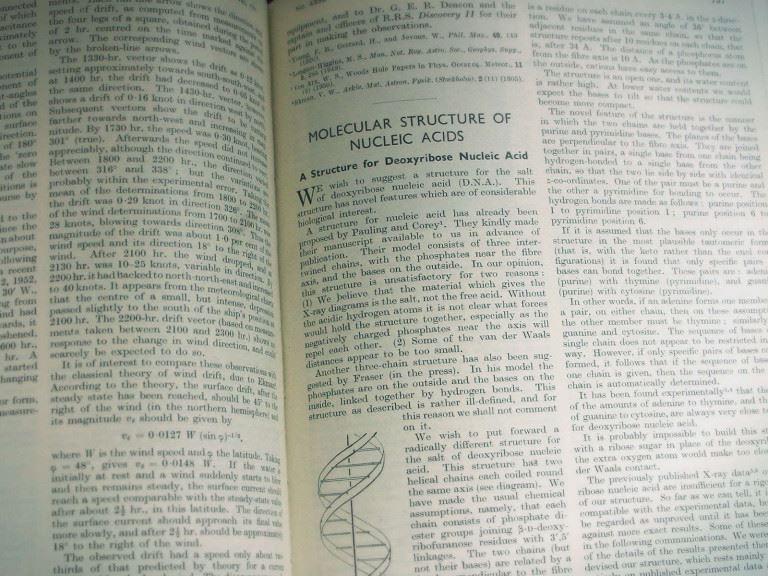 7 najsławniejszych publikacji w dziejach nauki cz.2