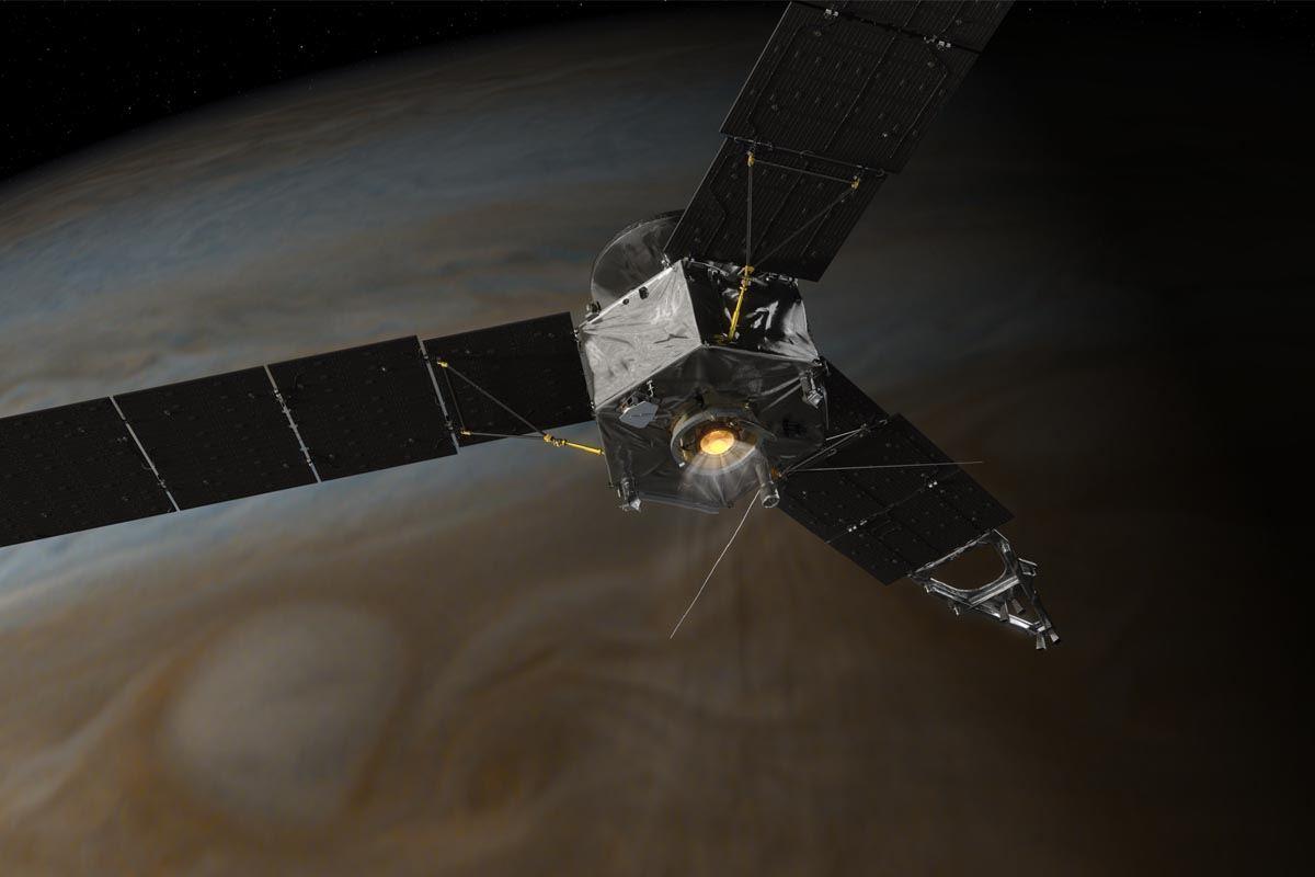 5 rzeczy, które powinieneś wiedzieć o misji Juno