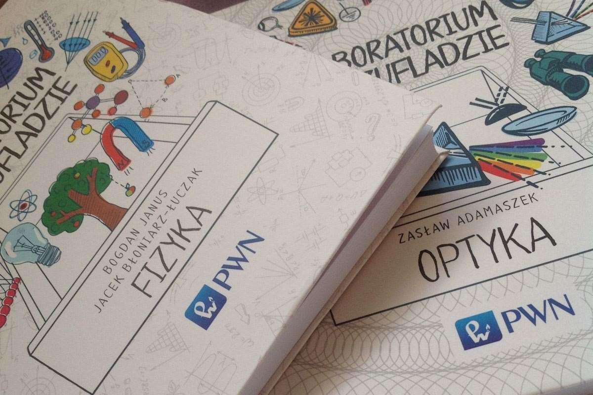 Fizyka i Optyka – recenzja 'Laboratorium w szufladzie'