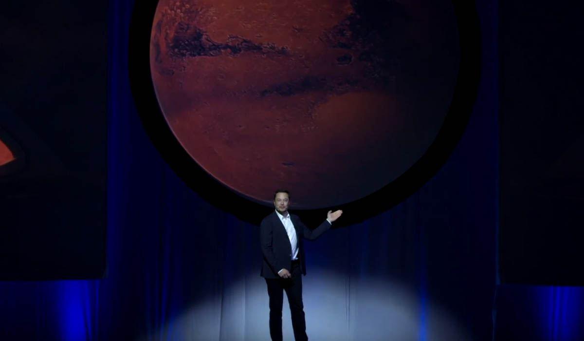 Z konferencji Muska: Ludzkość cywilizacją międzyplanetarną
