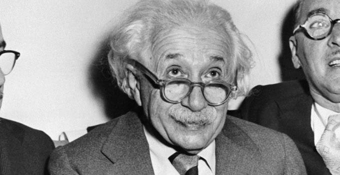 Noblista Albert Einstein