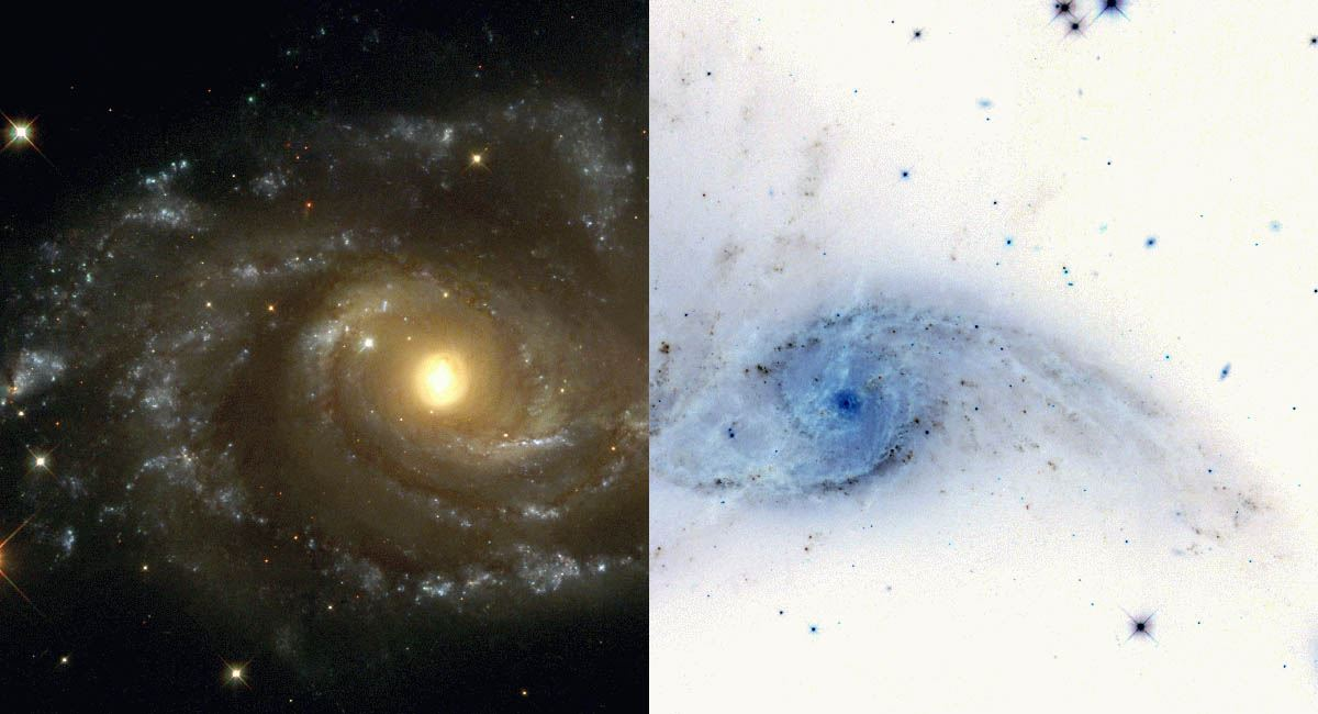 Antycząstki, antyplanety, antygalaktyki