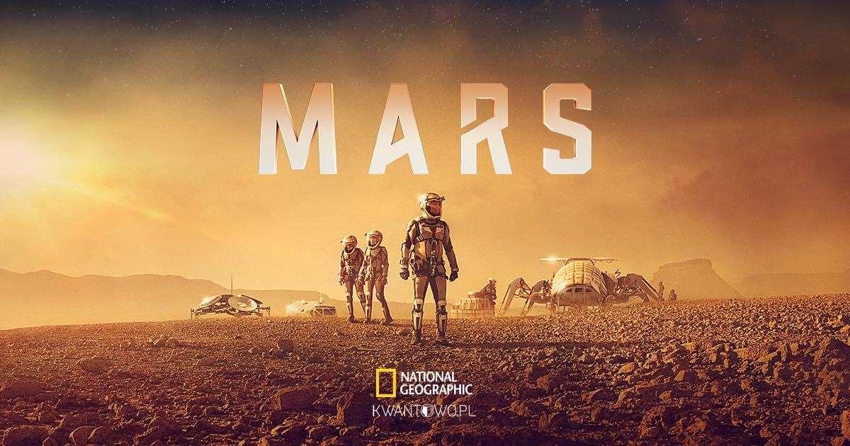 Promieniowanie – największy problem Marsa [+wielki konkurs]