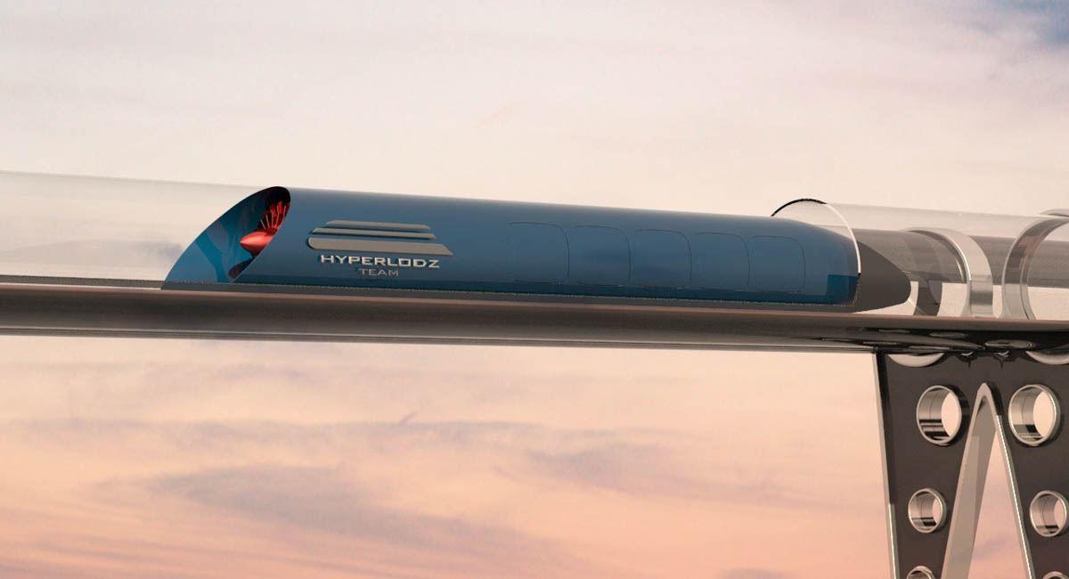 Polski Hyperloop – rozmowa z Amadeuszem Batheltem