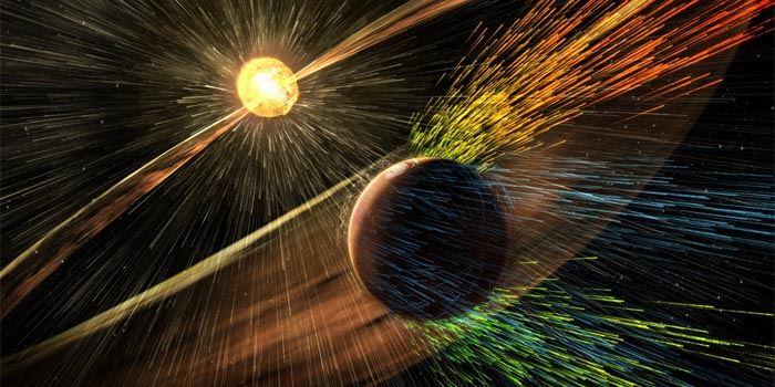 Promieniowanie kosmiczne napiera naMarsa