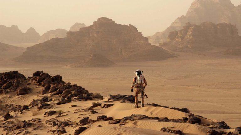 Promieniowanie kosmiczne – największy problem Marsa