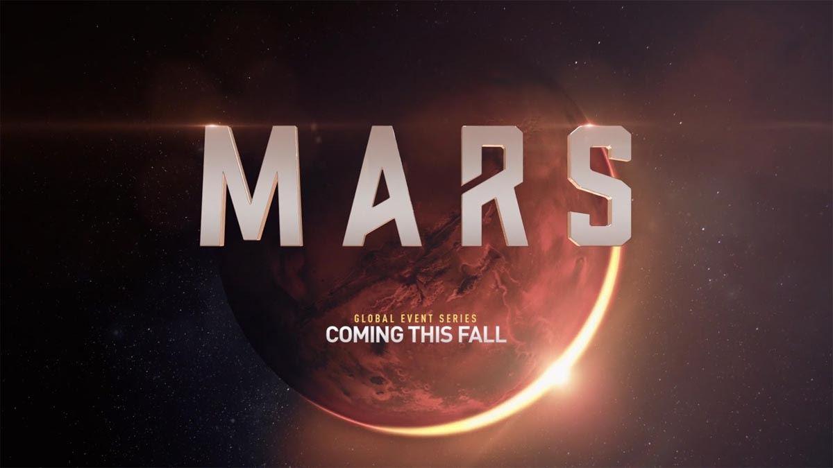 """""""Mars"""" – wrażenia po pierwszym odcinku"""
