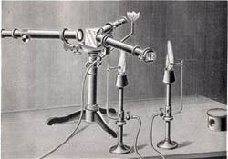 Spektroskop Bunsena iKir