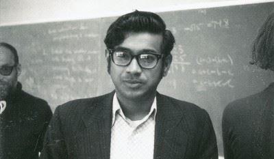 Najgenialniejszy samouk wdziejach – Srinivasa Ramanujan