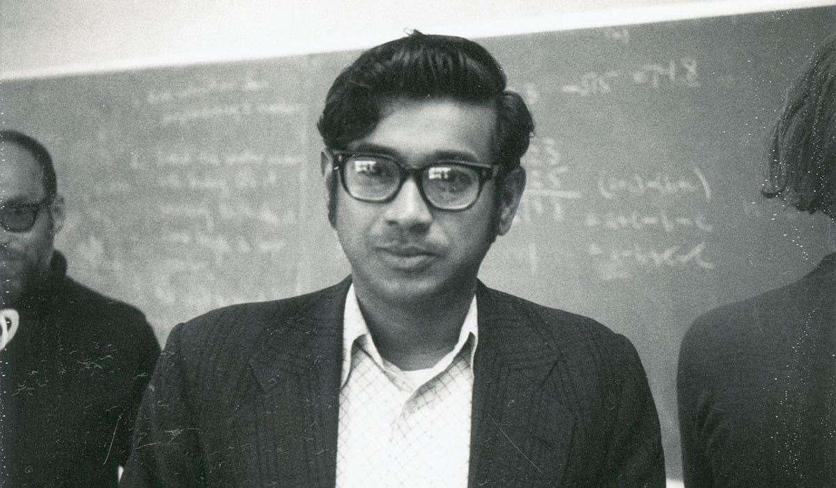Najgenialniejszy samouk w dziejach – Srinivasa Ramanujan